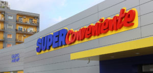 Cantiere SuperConveniente - Filp Pubblicità