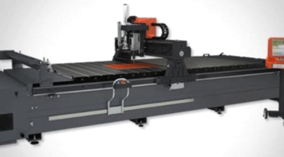 Nuova macchina per il taglio CNC Tekna TKE 783