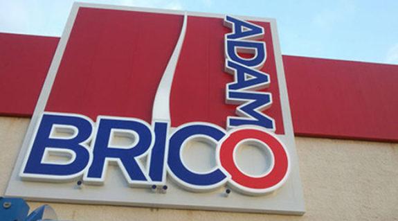 Nuovo grande impianto pubblicitario BRICO ADAMO