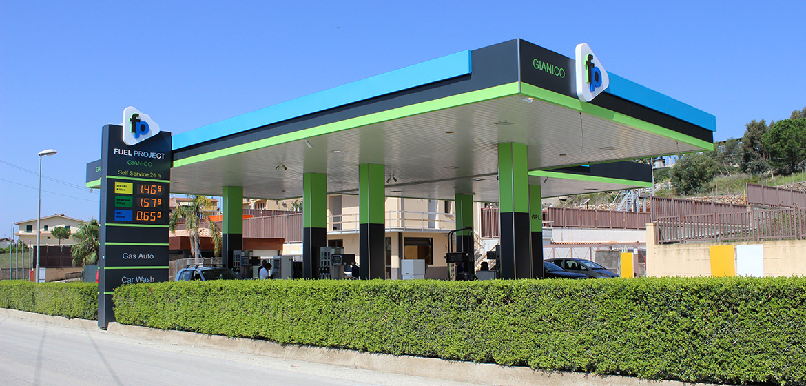 gianico carburanti