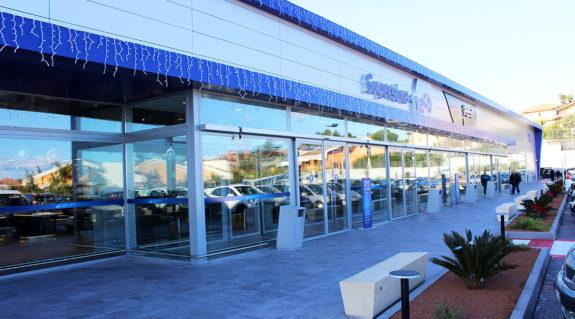 Filp realizza il design esterno del supermercato più innovativo in Sicilia.