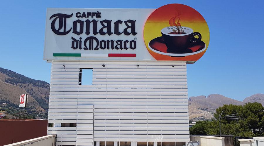 insegna caffè tonaca di monaco