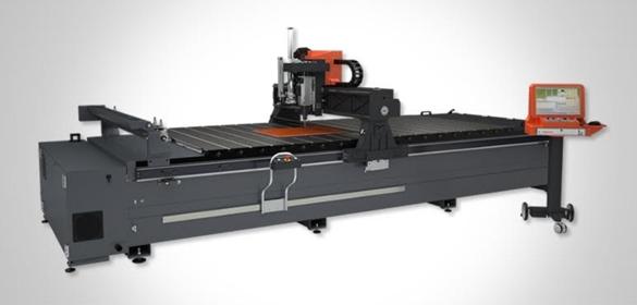 Fresa CNC – Tecna TKE 783