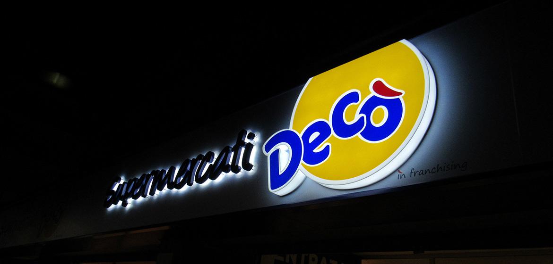 Supermercati DECO'