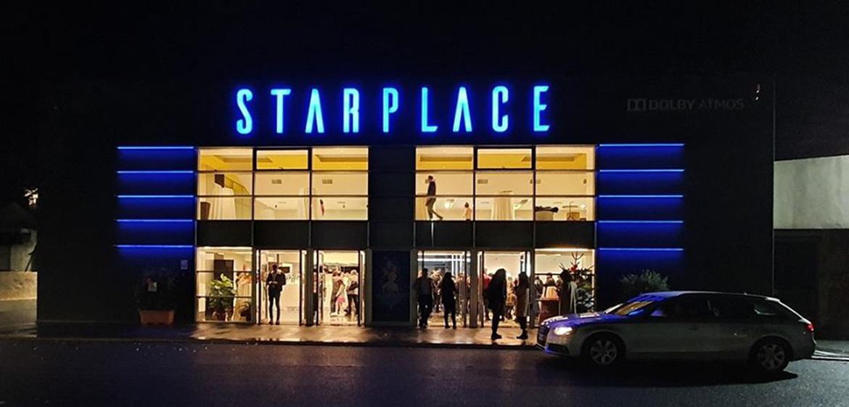 Lettere scatolate – Cinema Starplace