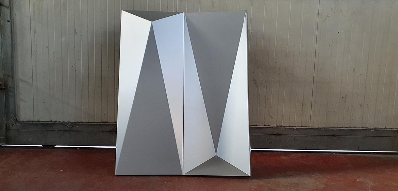 architettura parametrica alucobond